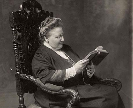 amy lowell a fixed idea anaysis A fixed idea by amy lowell what torture lurks within a single thought when grown too constant and however kind, however welcome still, the weary mind.